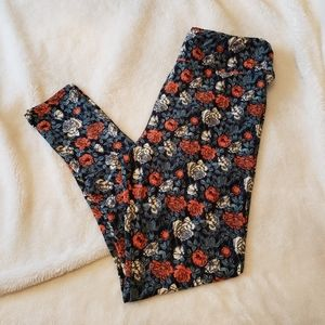 LLR T&C Florals Leggings